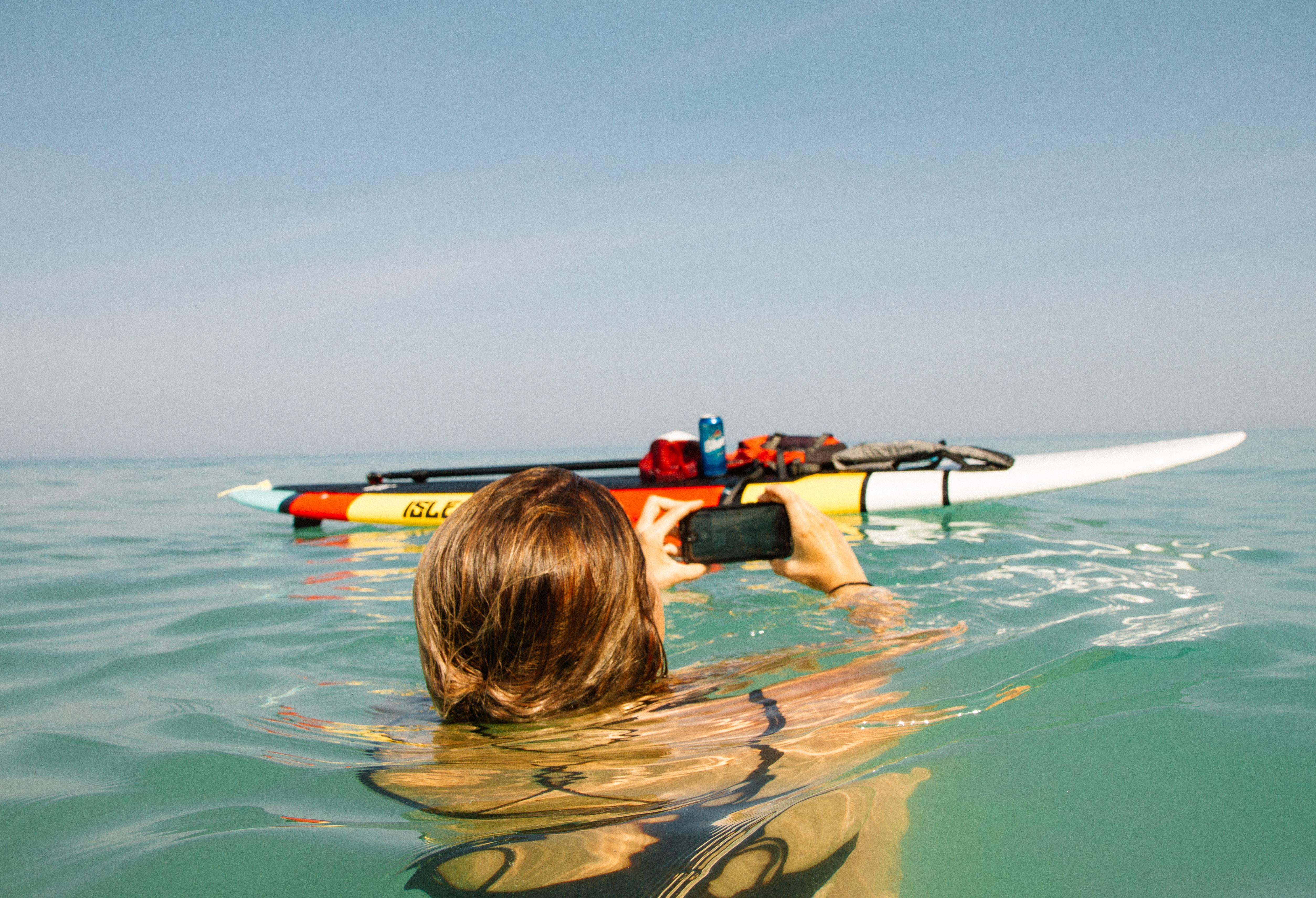 paddle board equipment