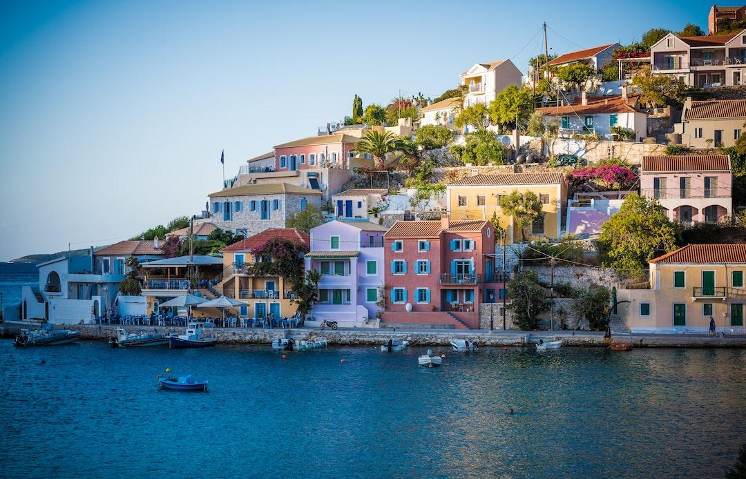 Golden Visa Through Real Estate in Greece