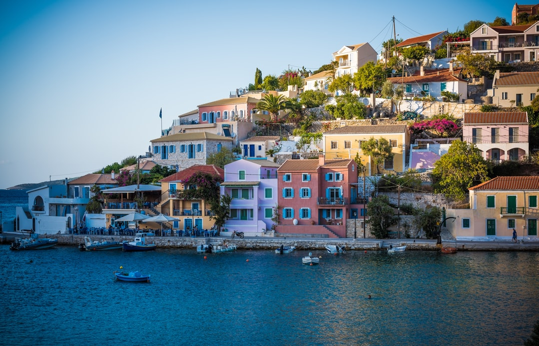 Beautiful cities of Greece travel guide