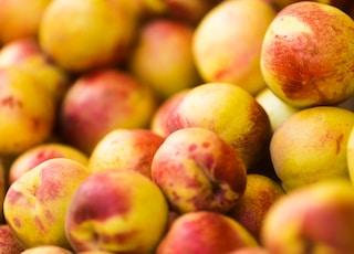 bunch of fruits