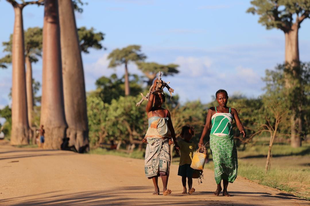 Guía de viaje a Madagascar con Isla Reunión y St Marie