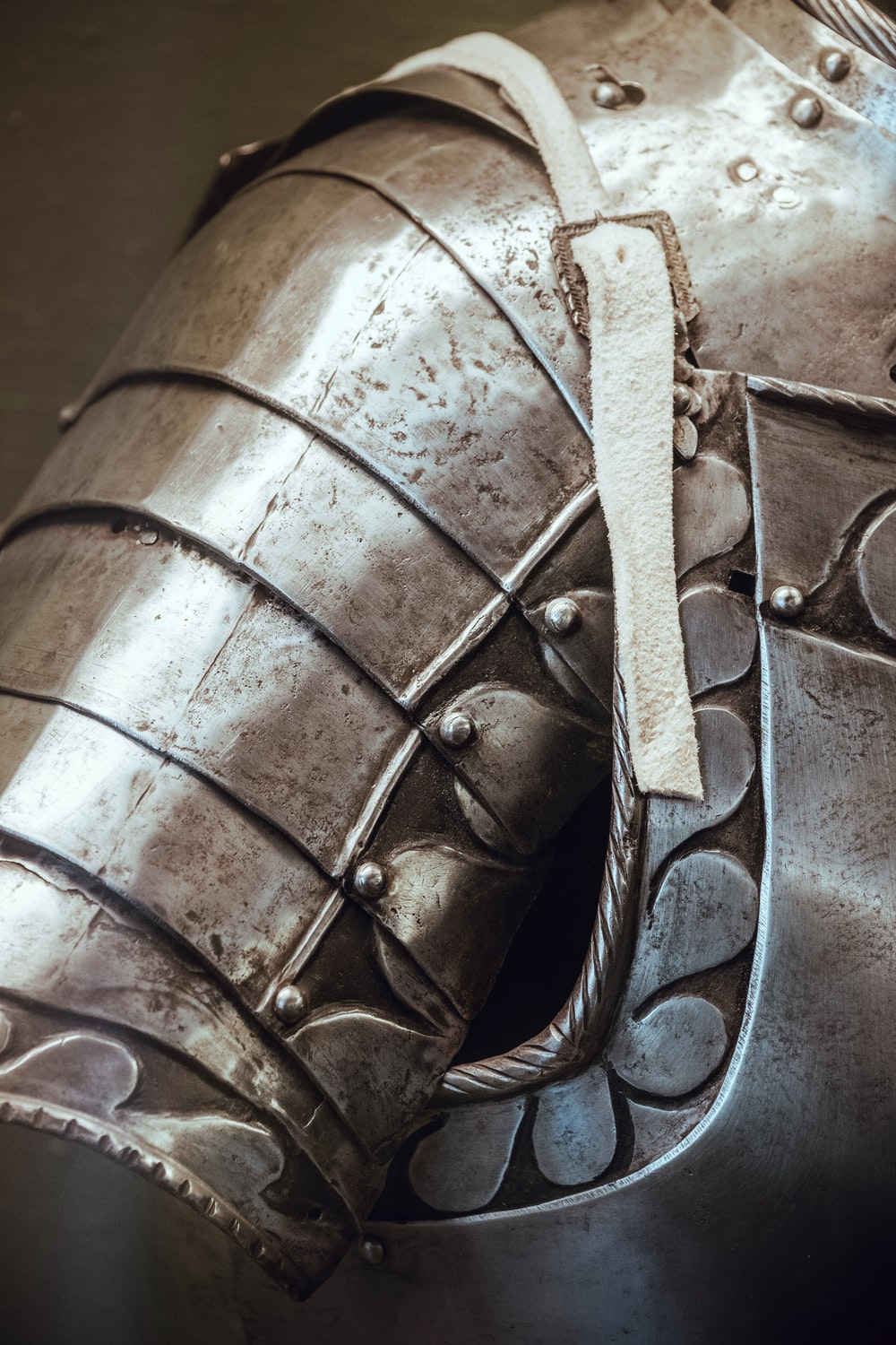 stainless steel armor part