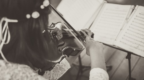 Benefits of learning the violin