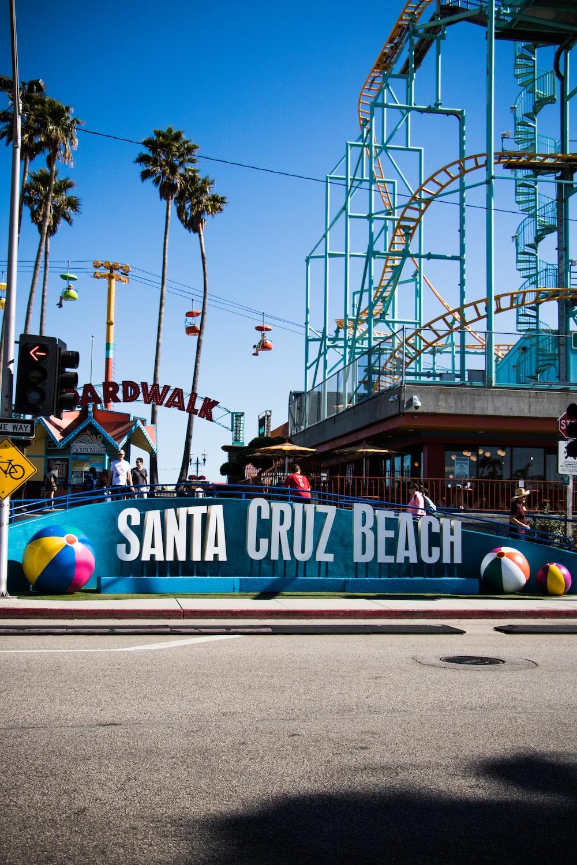 Santa Cruz Beach during daytime