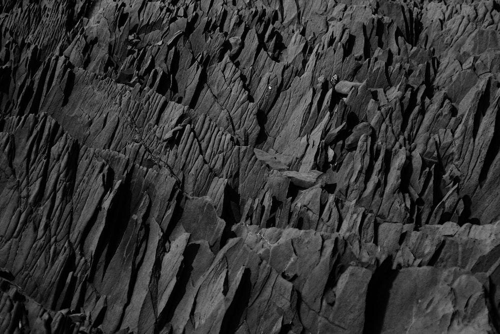 gray slabs