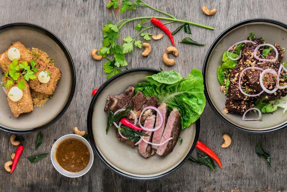 健康的 食事 お肉