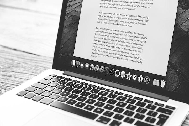 My experience as a copywriter