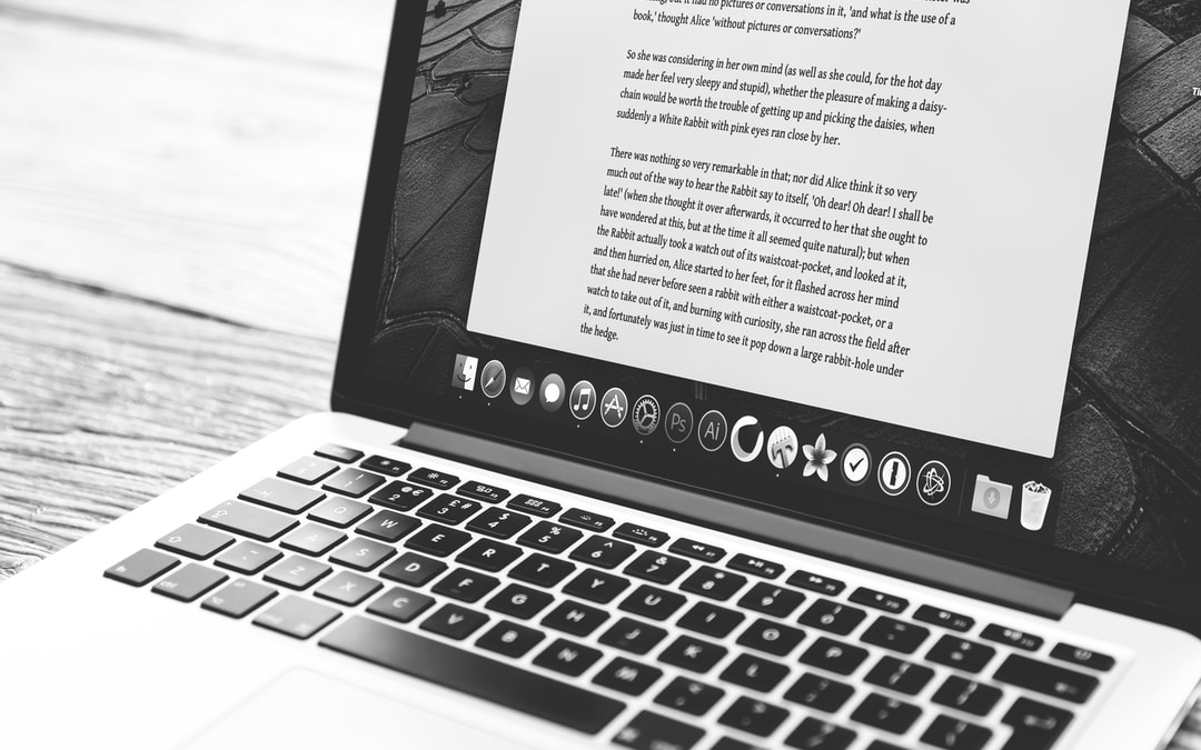 Writing prompts for social media and blogging