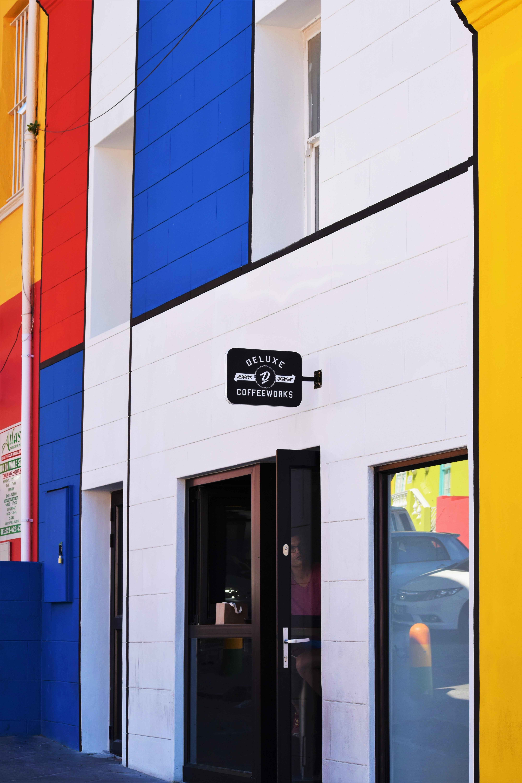 Delux Coffeeworks building