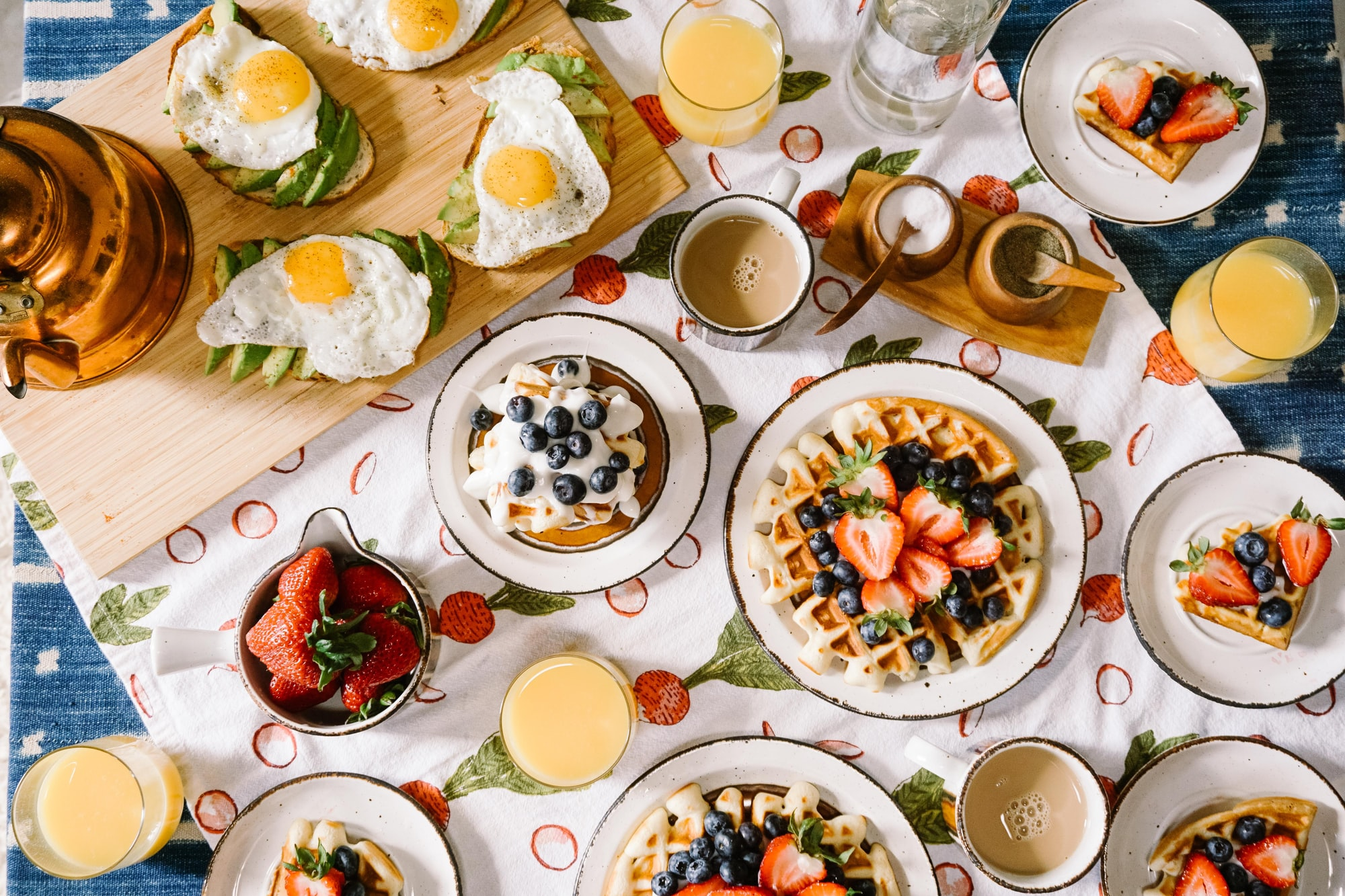 10 Places in Houston to enjoy a Sunday brunch