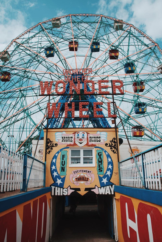photo of Wonder Wheel ferry's wheel