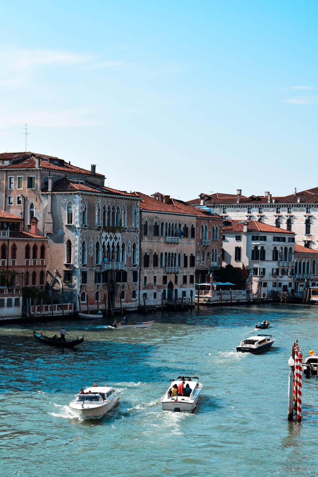 When in Venice…