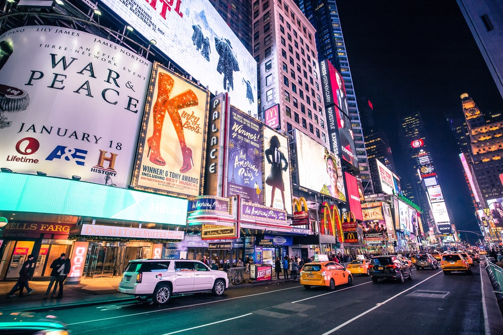 New York Time Square