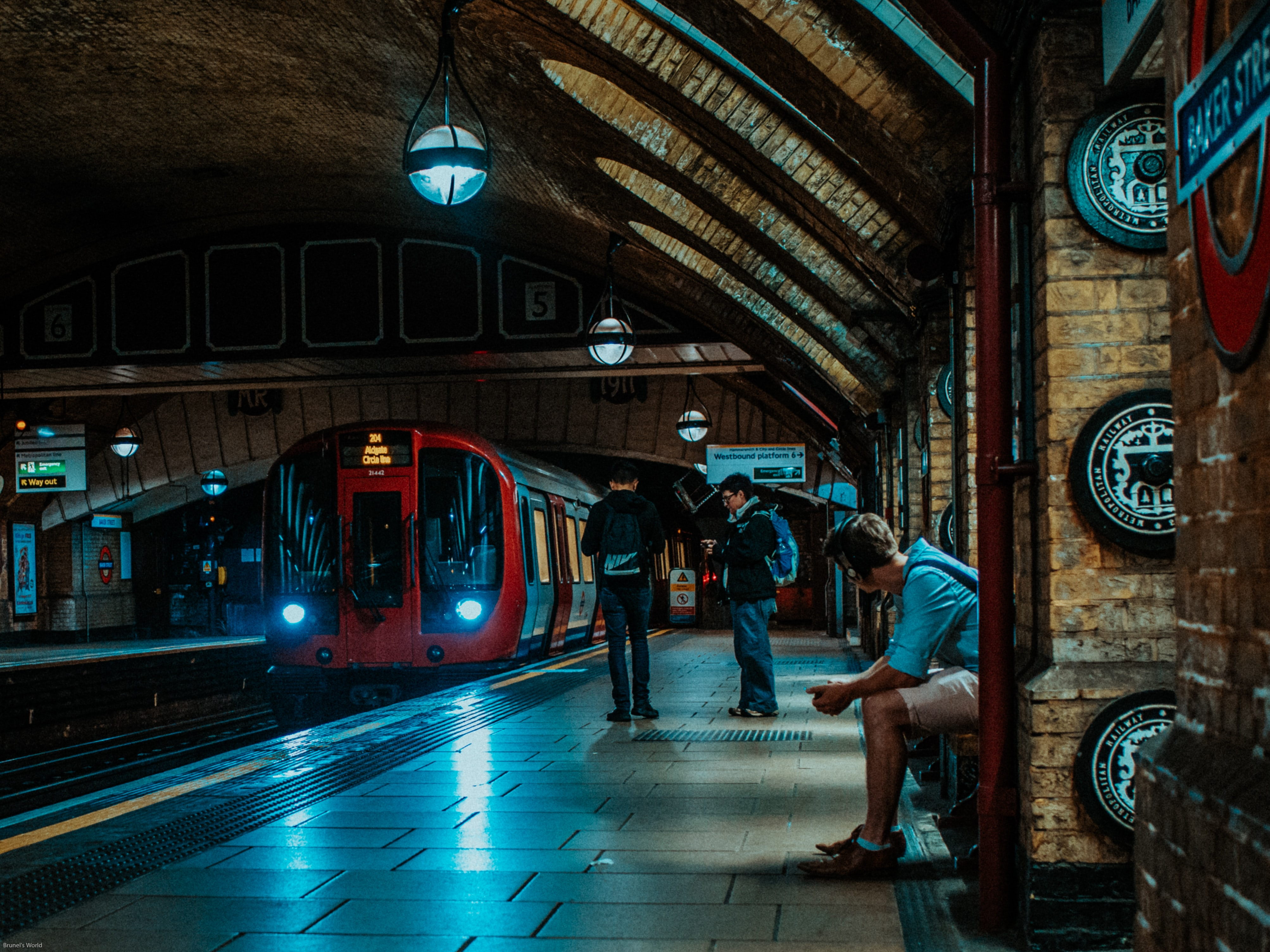 The Train Station stories