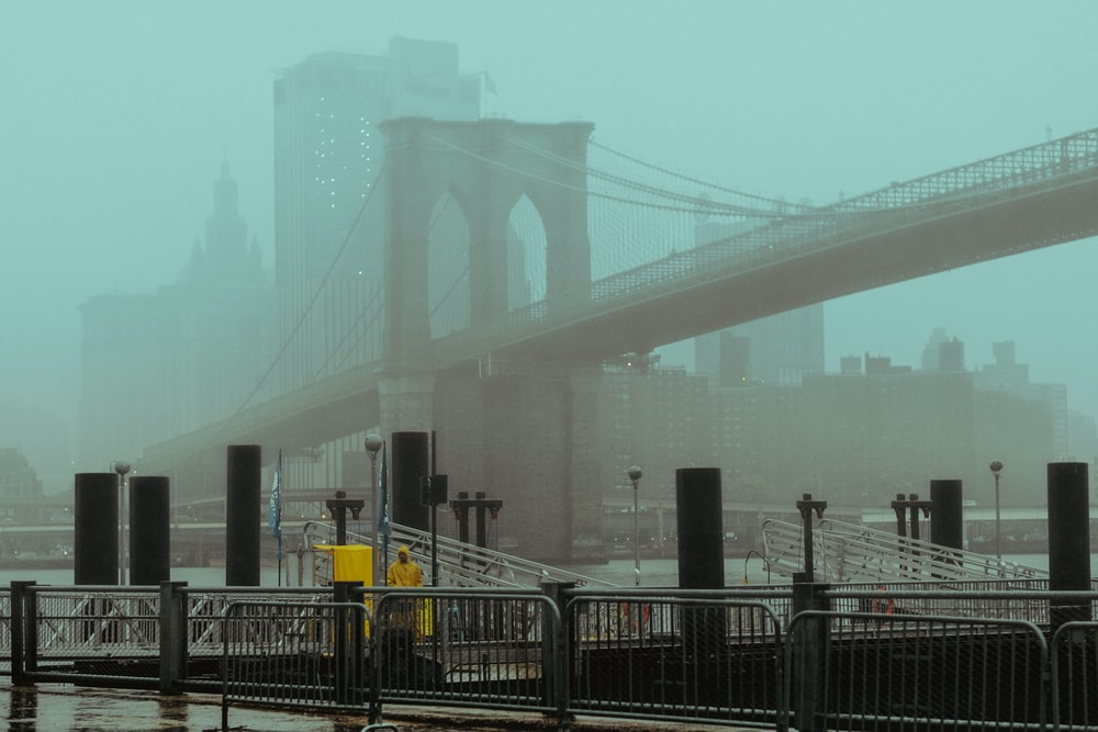 Brooklyn bridge photography