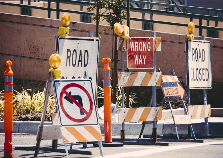 Roadways at I-20 in southwest Fort Worth closed this weekend