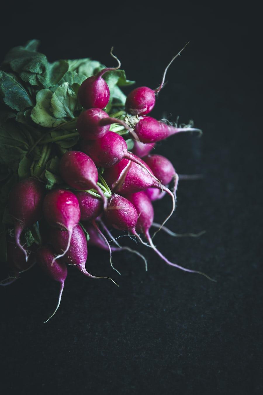 Red radish picture