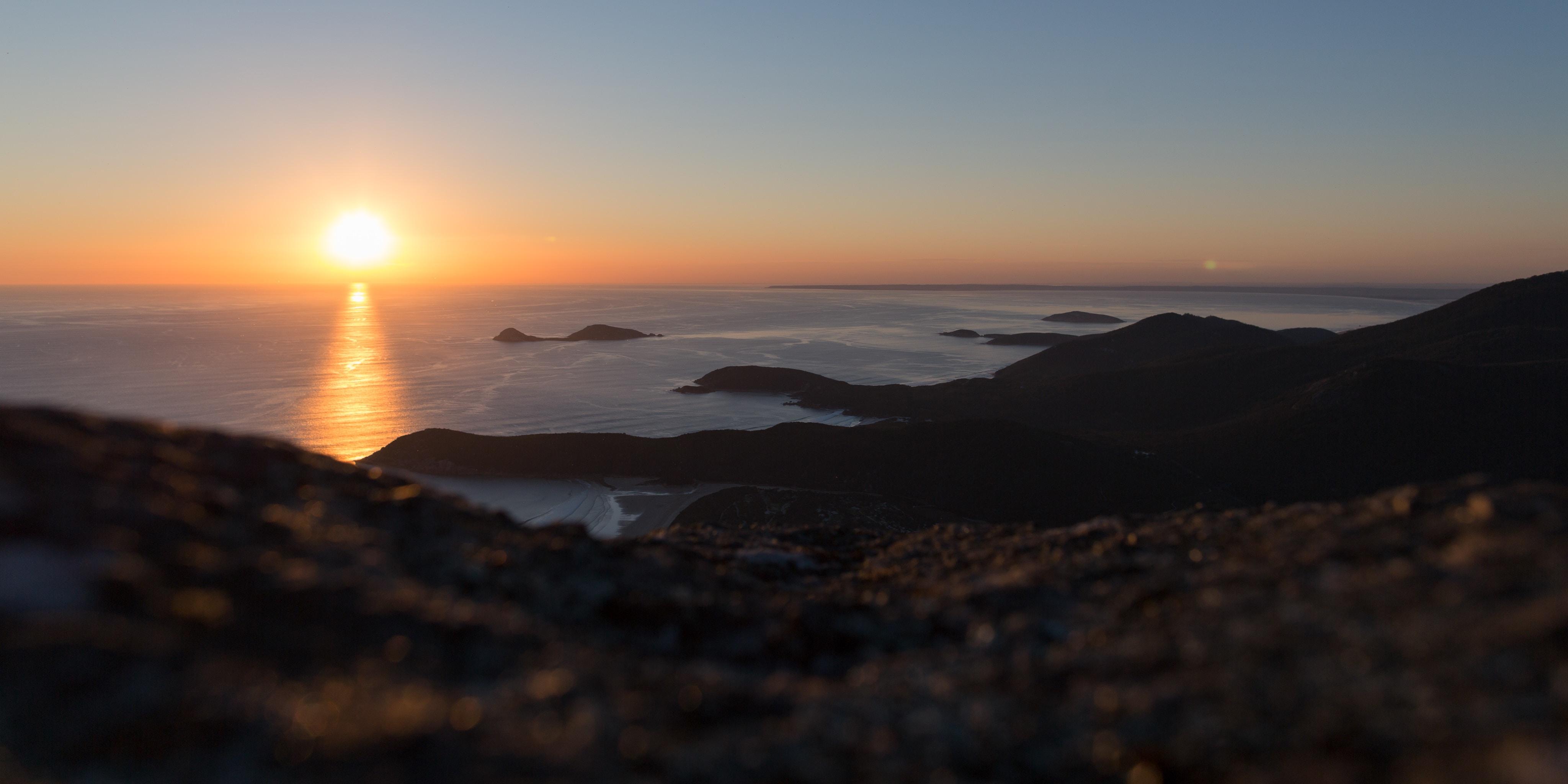 Mount Oberon Sunset