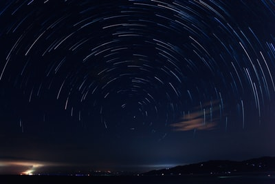 I took this star trail at Mabini, Batangas, Philippines way back in 2015. It was the first time I took this kind of star trail utilizing the position of the North Star (Polaris) at the sky, which seems to produce circular path of stars because the Earth rotates with Polaris right above the rotational axis.