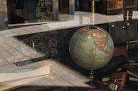 table globe photo