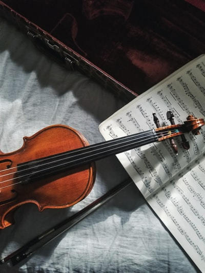 Being away from the violin for more then 2 weeks is unsettling.  However,  my fingers remember where there are suppose to be when I play a Bach Sonata followed by some Galamian Scales.  I'm at my freshest and sharpest to play on Sunday mornings if possible