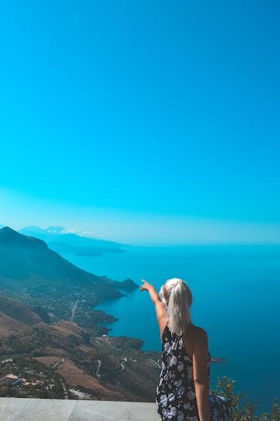 Monte San Biagio is a mountain of Basilicata, Italy.