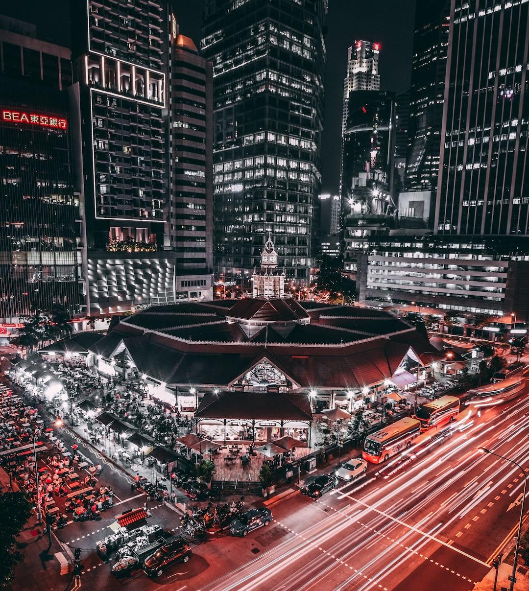 Dystopian Singapore