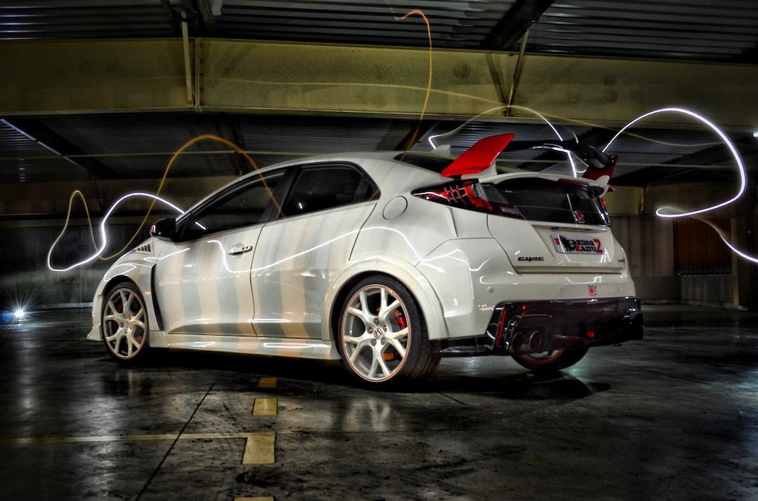 Honda Civic Type-R FK2 White Edition