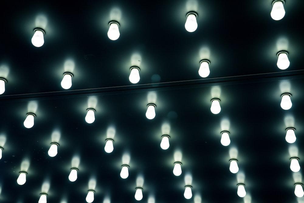 light bulb lot