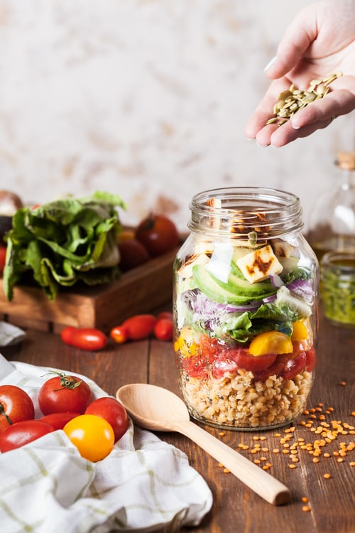 manfaat makan berserat tinggi untuk menurunkan berat badan