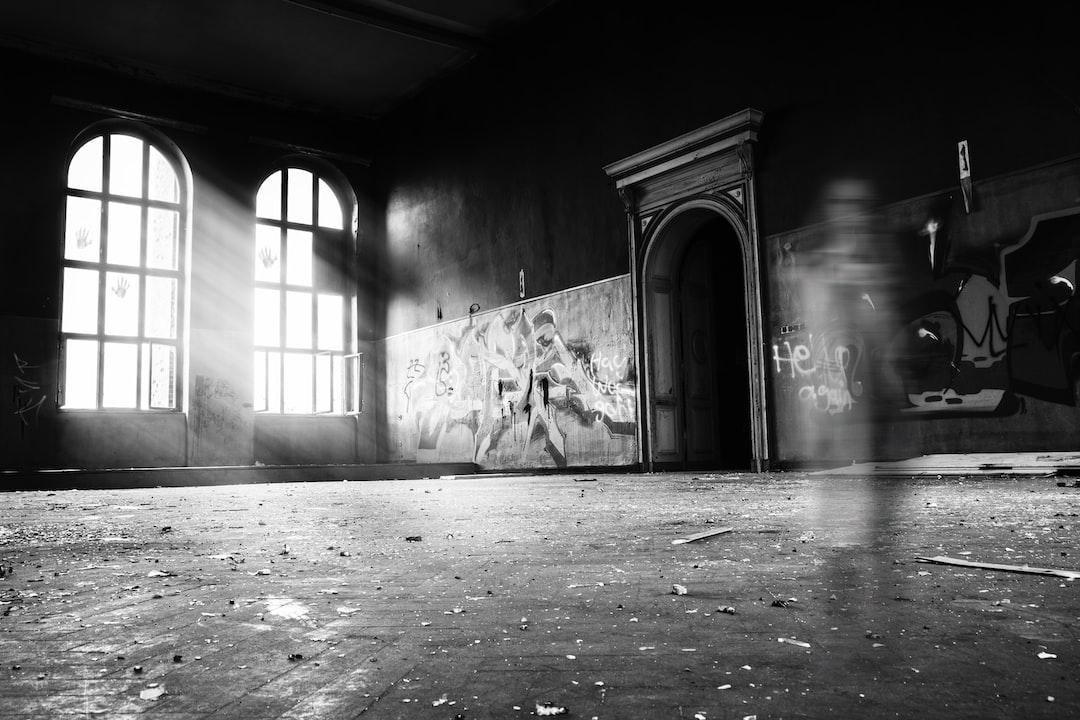 "Was taken in an old lost school in east Germany, a town named ""Zeitz""."