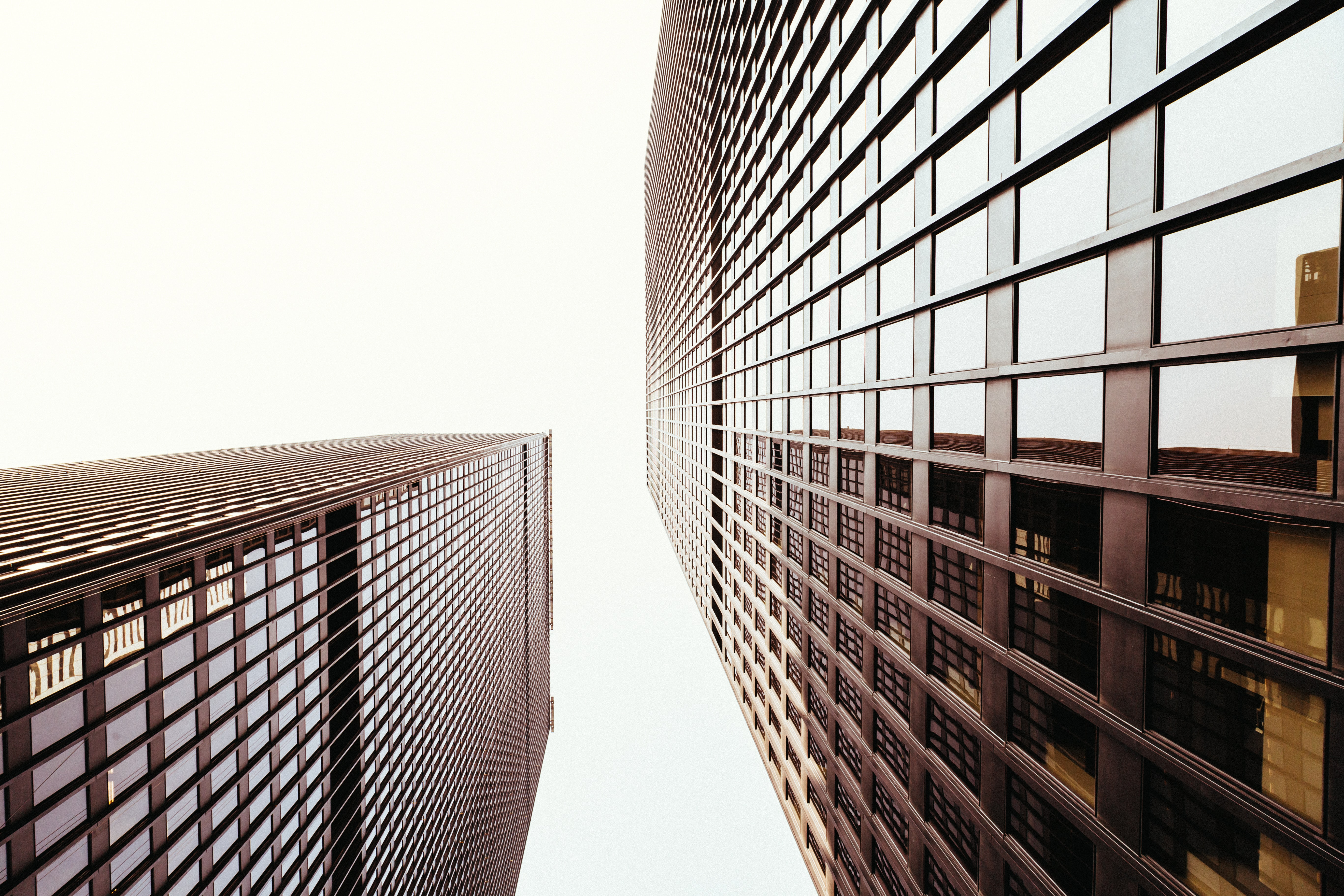 low angle photo of highrise building during daytime