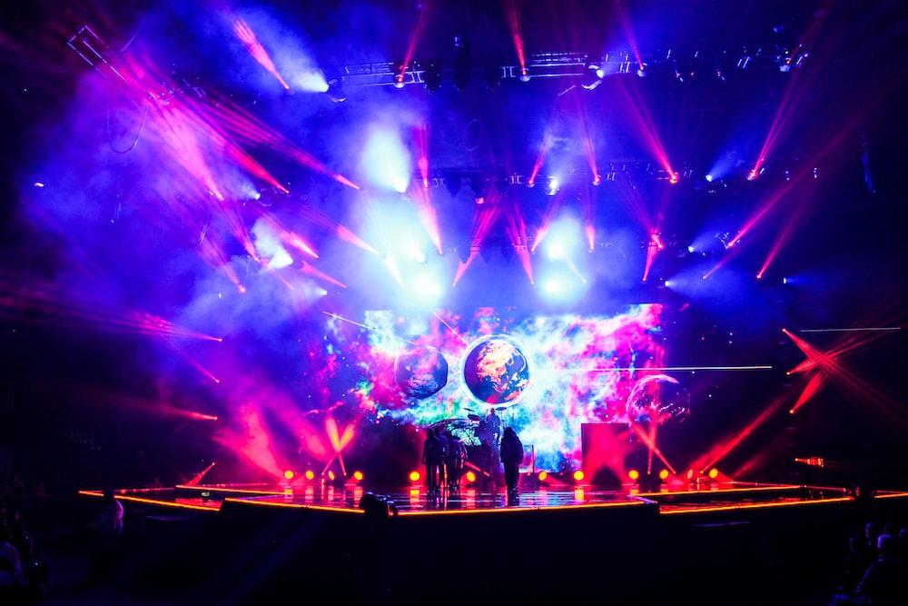 rave concert