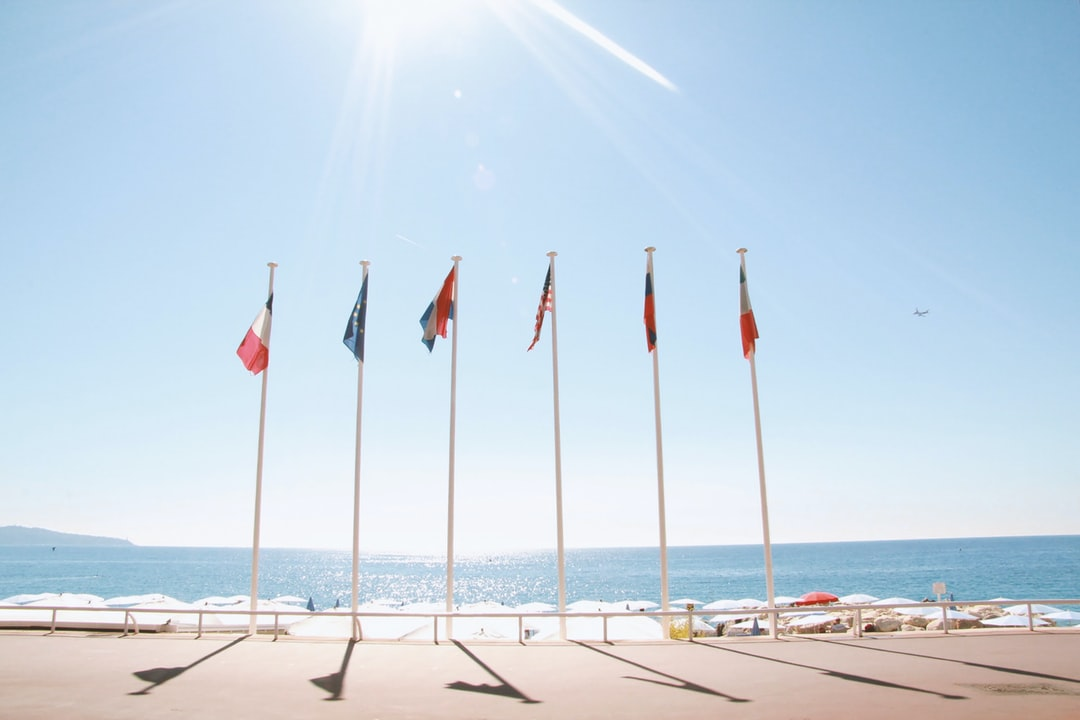 Taken in August 2016 at The Promenade des Anglais in Nice, FRANCE.