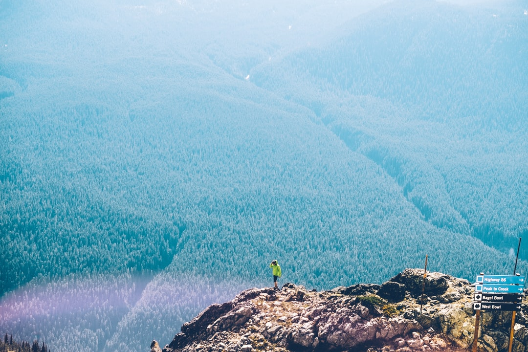 The end of the summer season in Whistler makes for an excellent day of hiking.