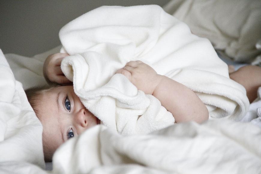 Un bébé.   Photo : Unsplash