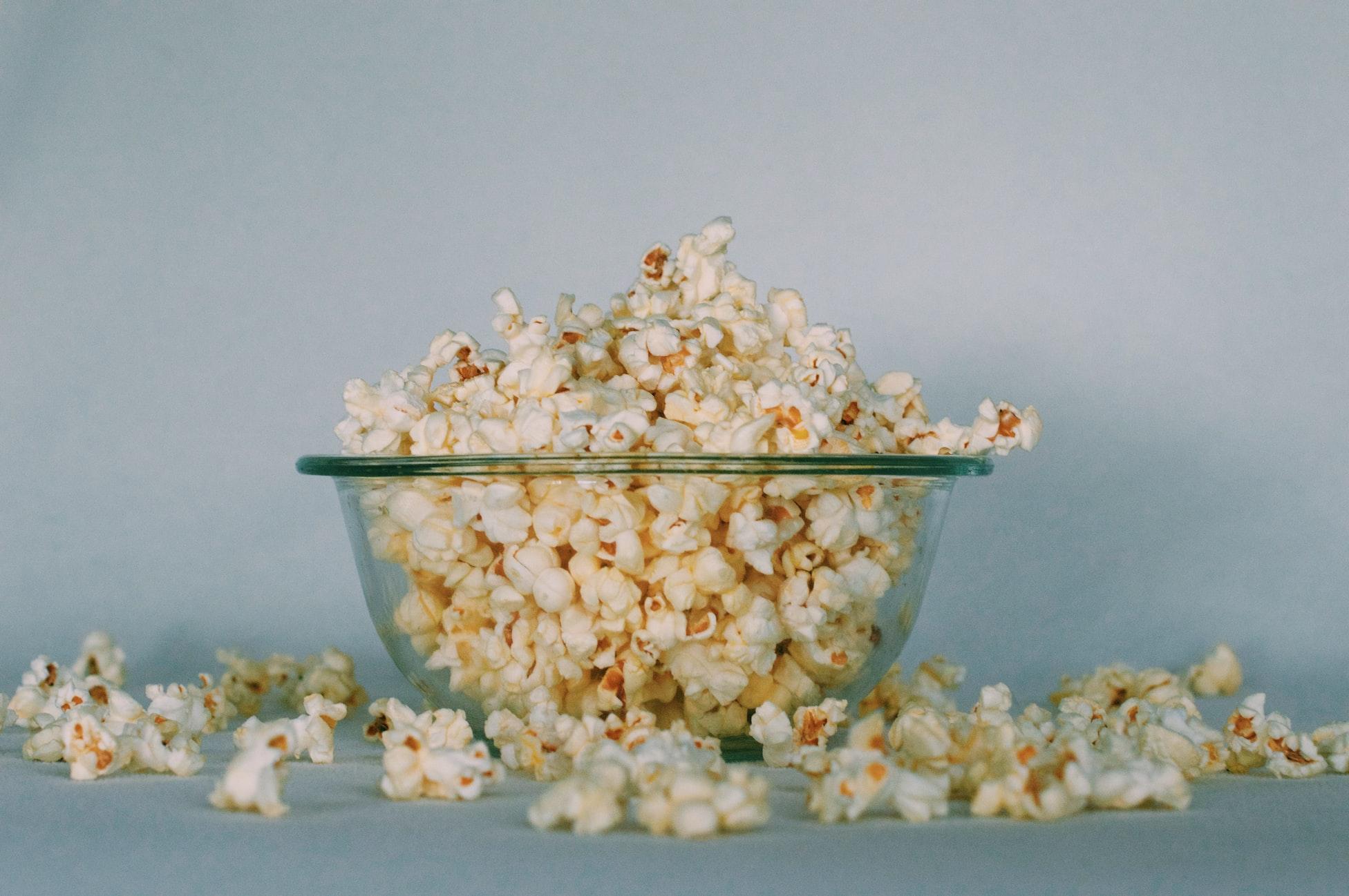 Popcorn-zuhause-machen
