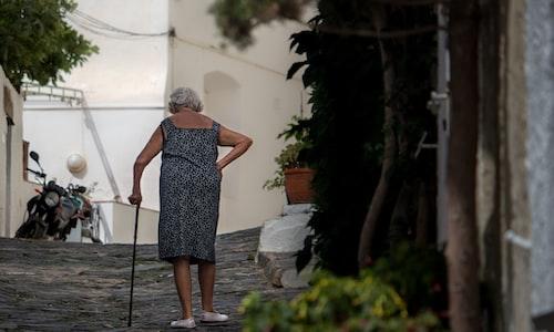 old people pickup line