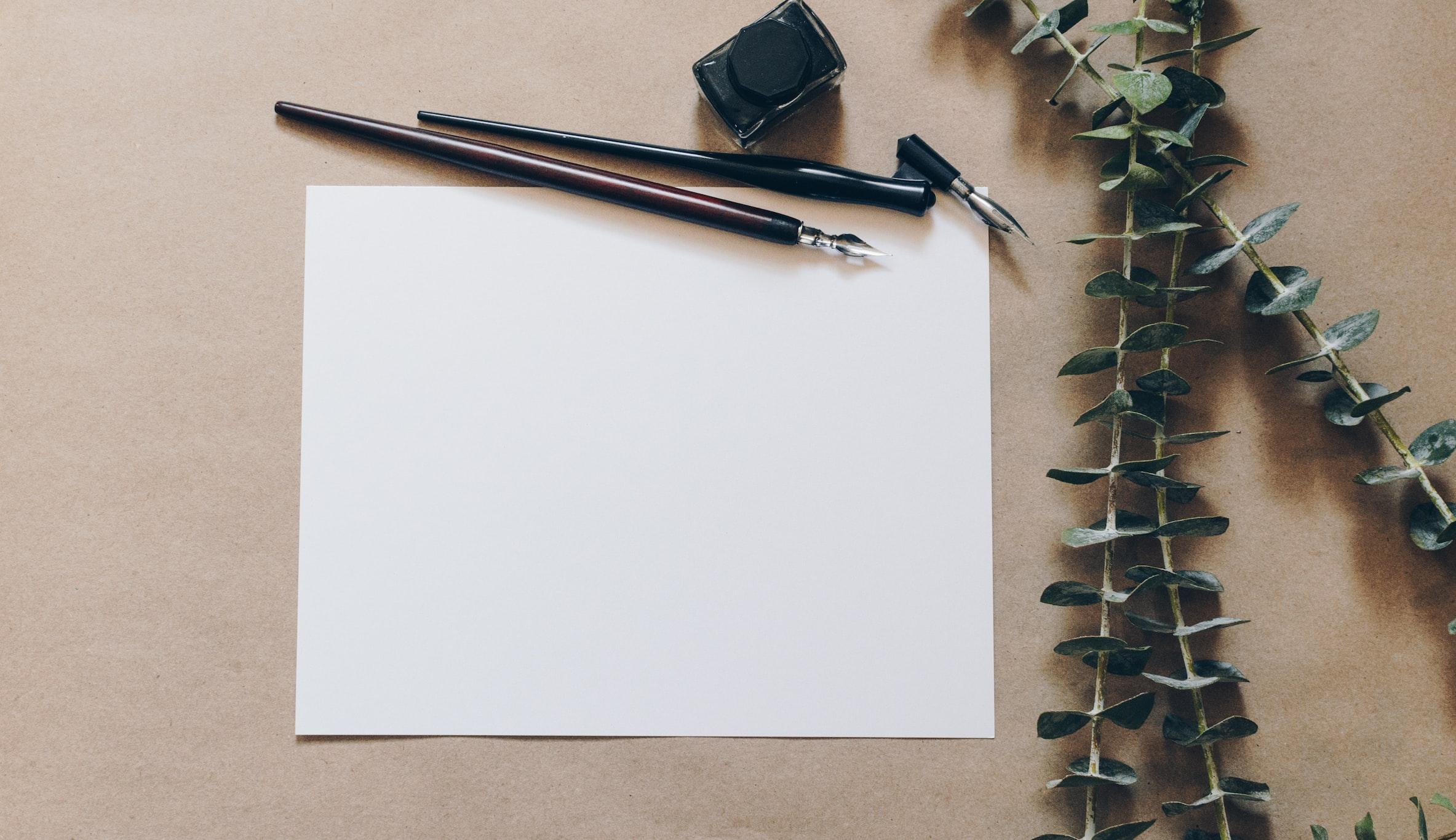 目標を設定する際に押さえておきたいポイント『必ず紙に書く』