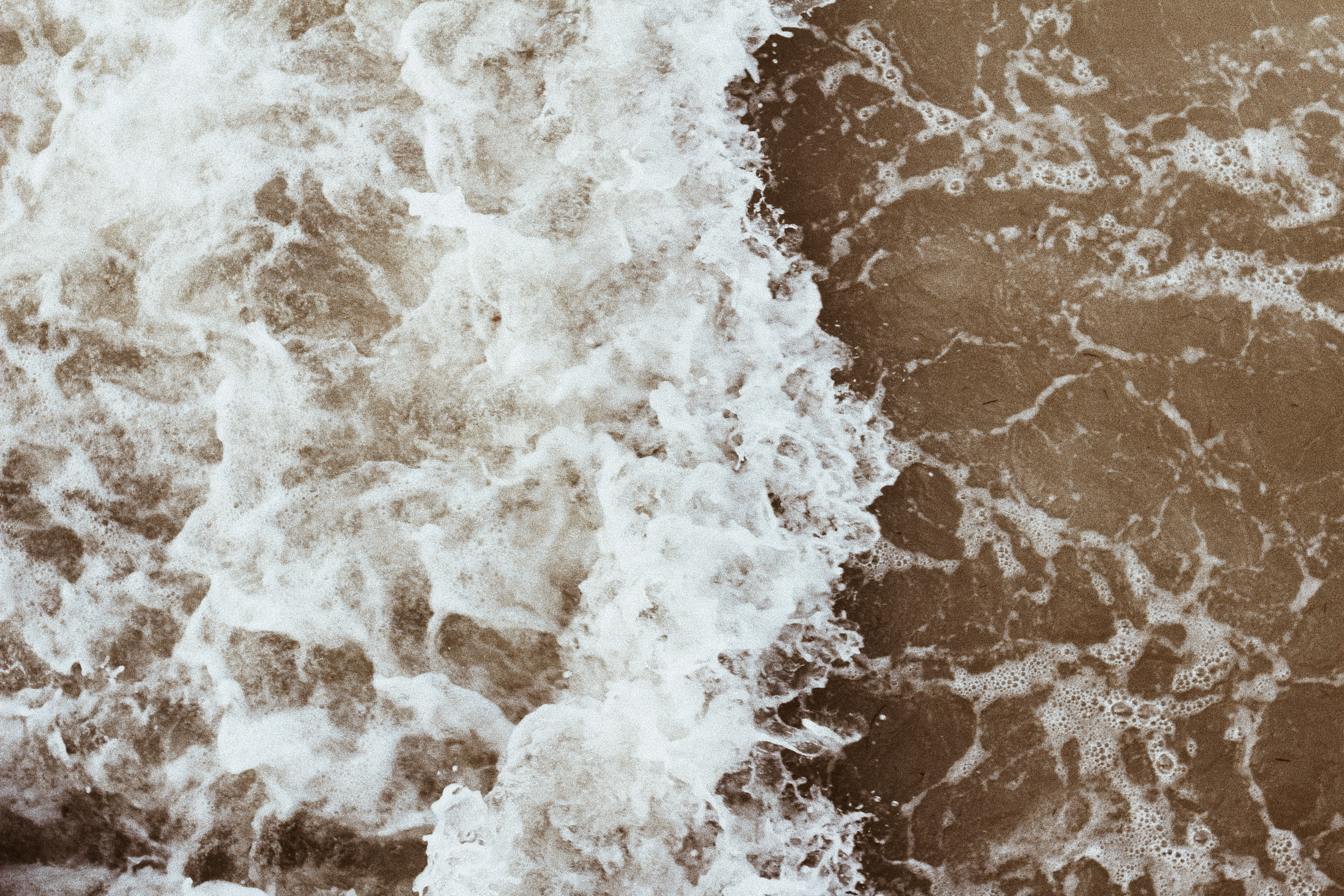 photo of sea water