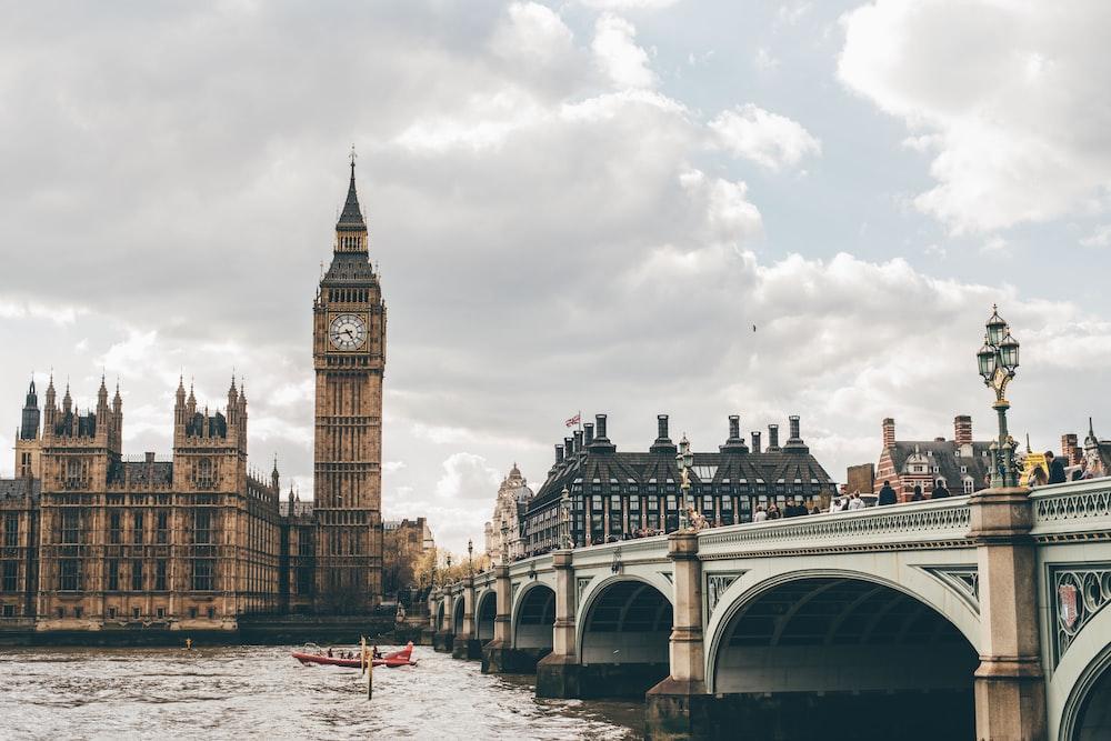 photo of Elizabeth Tower, London