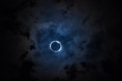 solar eclipse photography night sky zoom background
