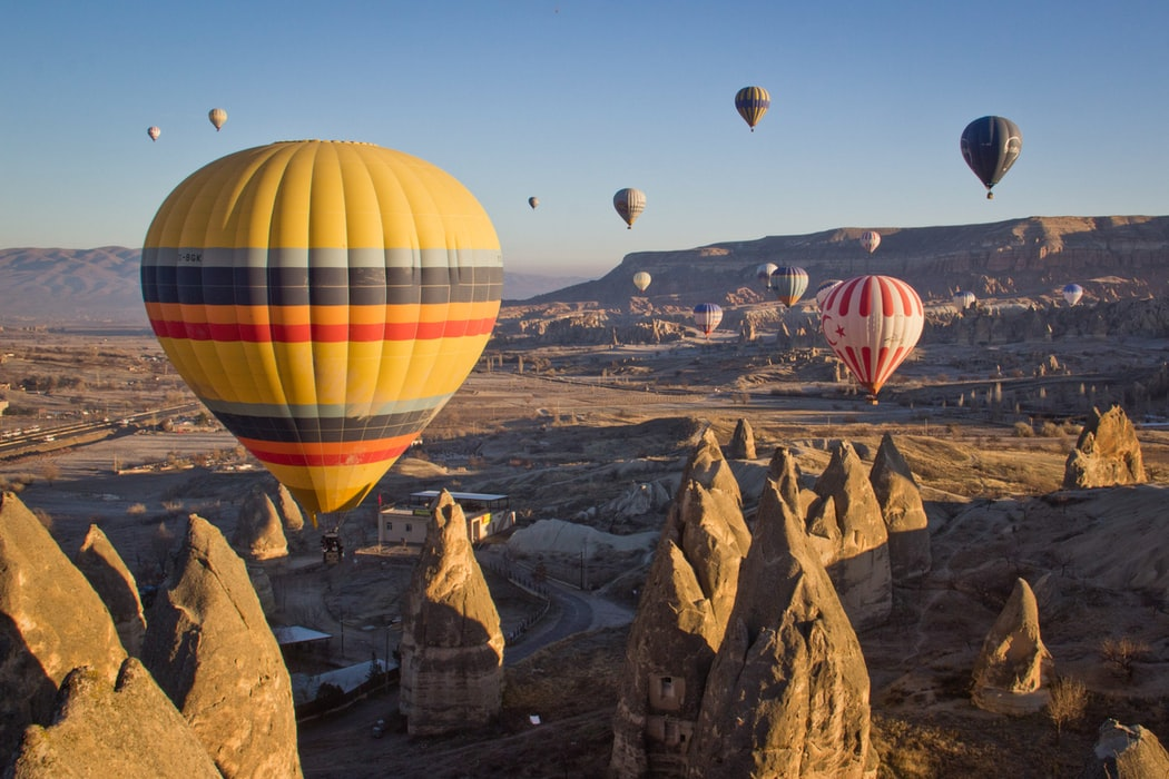 Turkey is open for tourism