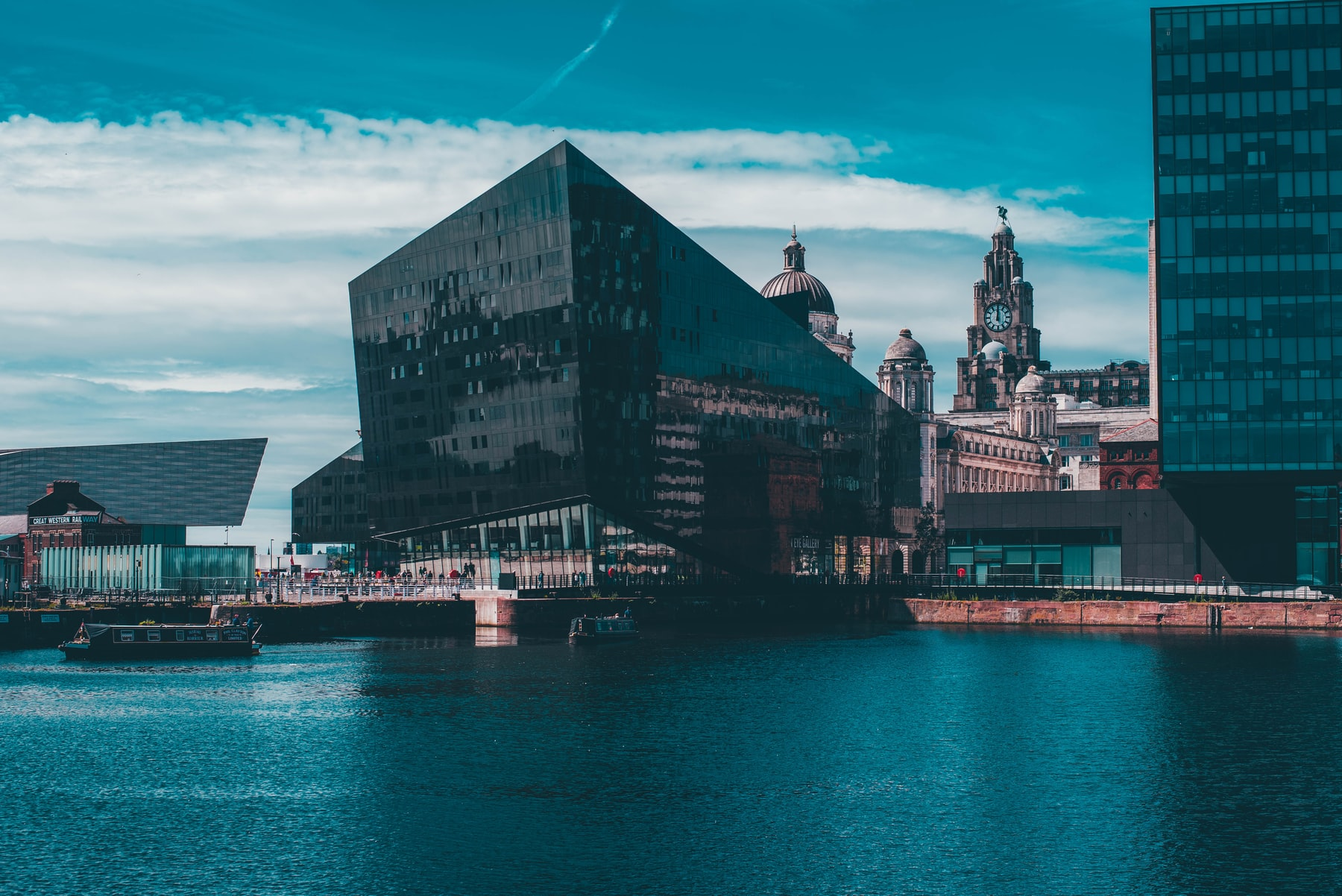 Image of Liverpool PierHead by Marcus Cramer on Unsplash