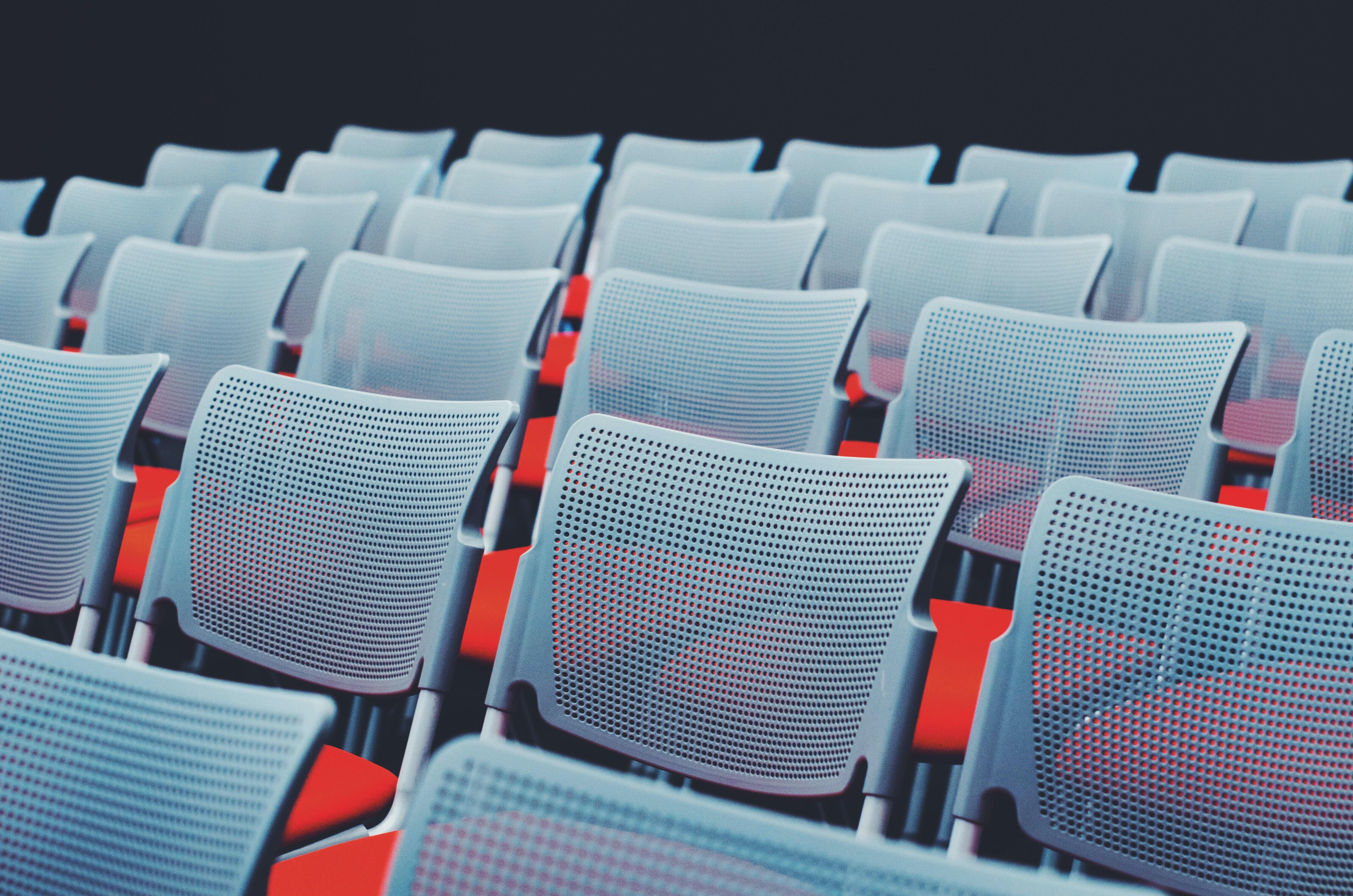 white chair lot