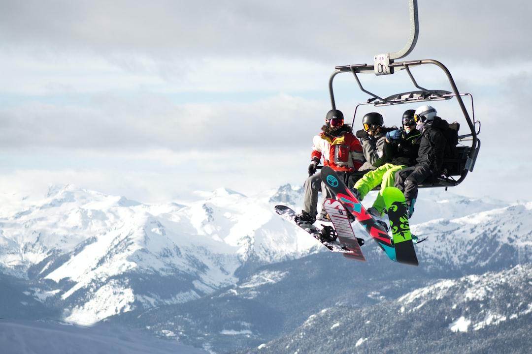 Канадские горнолыжные курорты: всё для сноубордистов и лыжников