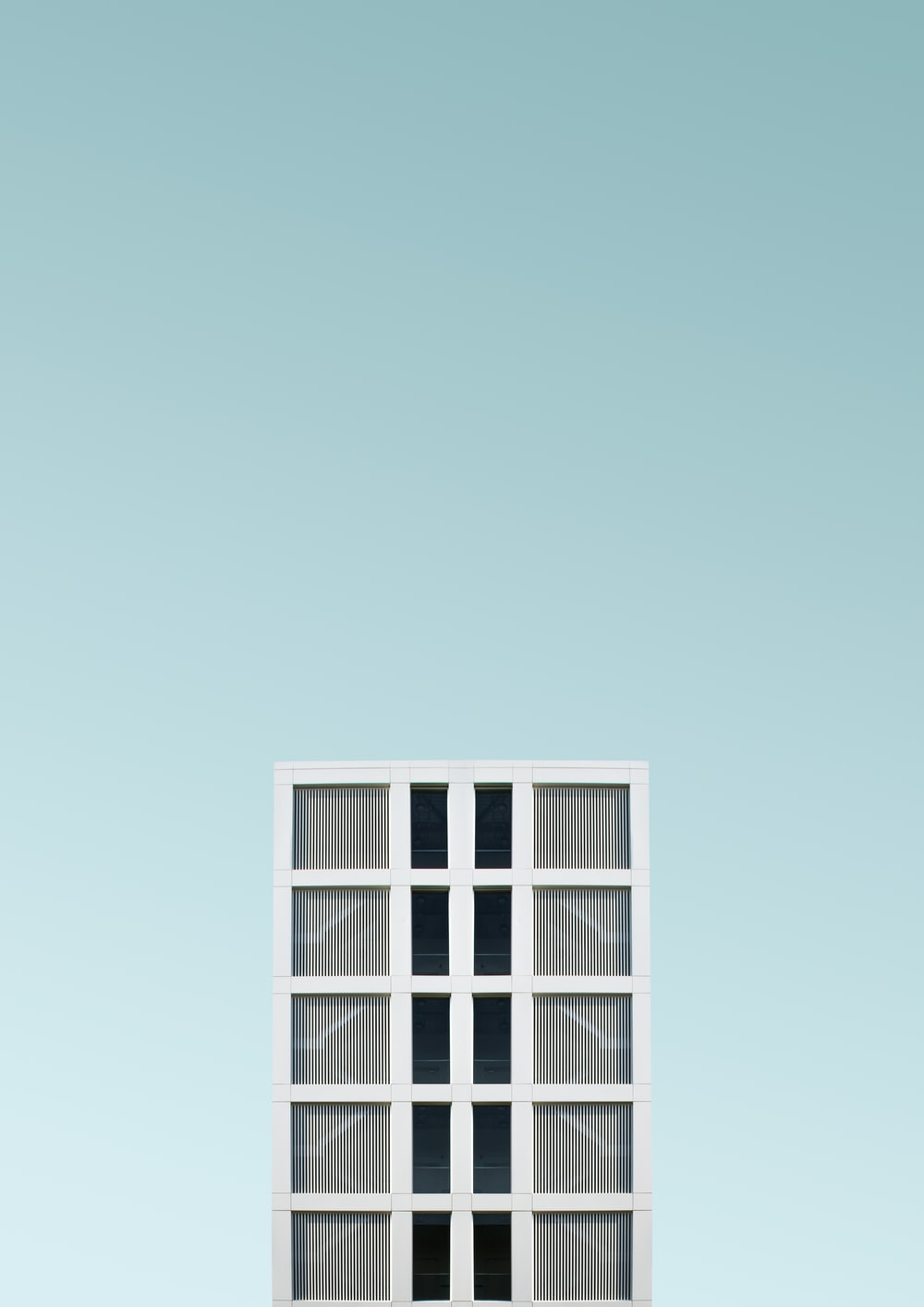 white window glass