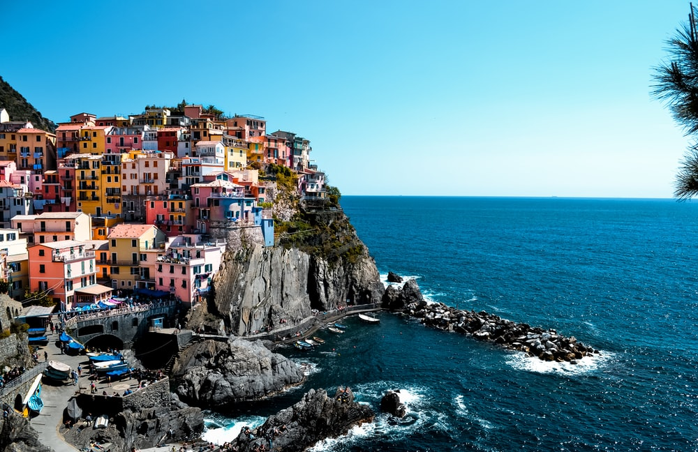 Manarola, Greece