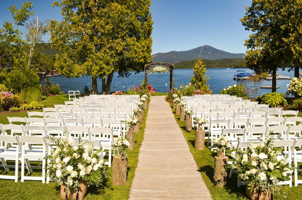 Impressie bruiloft Italië