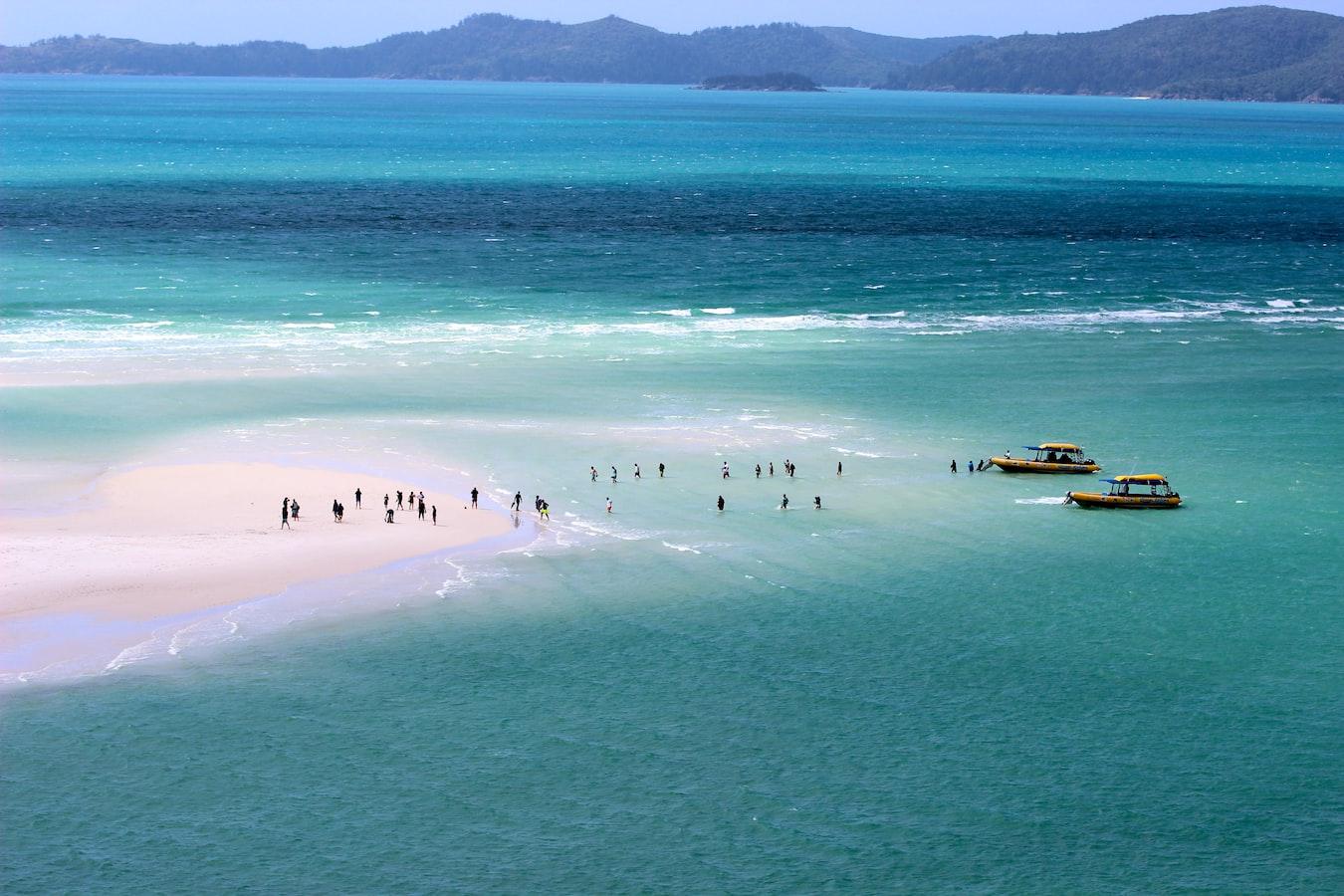 australia-whitehaven-plaża